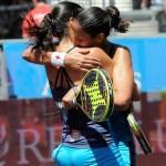 Mapi e Majo Sánchez Alayeto, all'Estrella Damm Valladolid Open