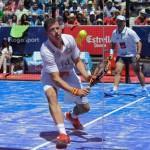 Paquito Navarro, en el Estrella Damm Valladolid Open