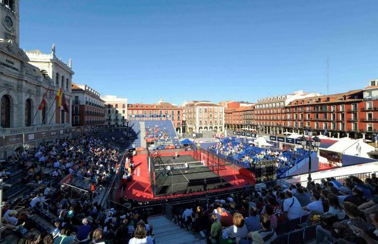 Tutto pronto per le grandi finali di Estrella Damm Valladolid Open