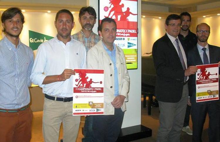 Manifesto del torneo della corte inglese nella Comunità Valenciana
