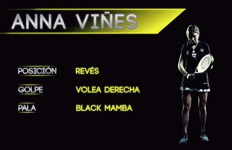 Anna Viñes... Select Player - Team Vibor-A