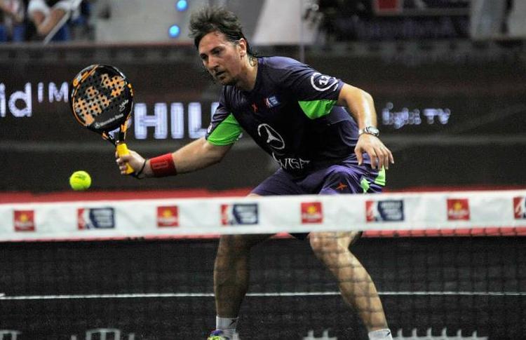 Gastón Malacalza, nell'Estrella Damm Palma de Mallorca Open