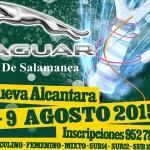 Cartel del XVI Open Jaguar Ciudad de Salamanca - Nueva Alcántara