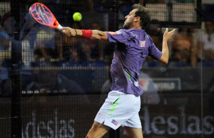 Juan Martín Díaz, all'Estrella Damm Palma de Mallorca Open