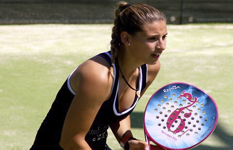 Nuria Rodríguez, un grande giocatore di SeventySix
