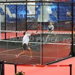 Paquito Navarro y Matías Díaz, en el Estrella Damm Palma de Mallorca Open