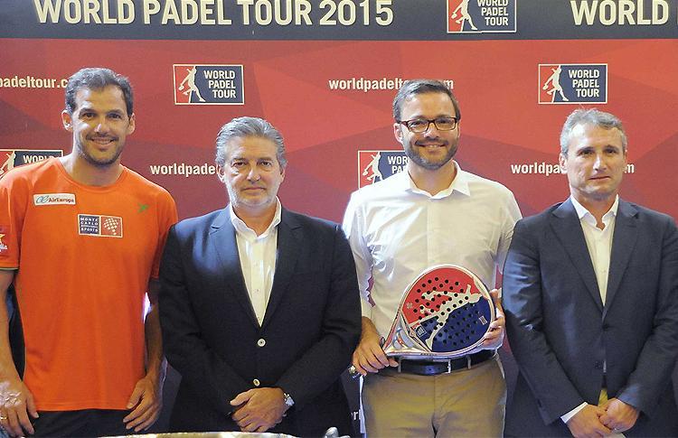 Presentación del Estrella Damm Palma de Mallorca Open