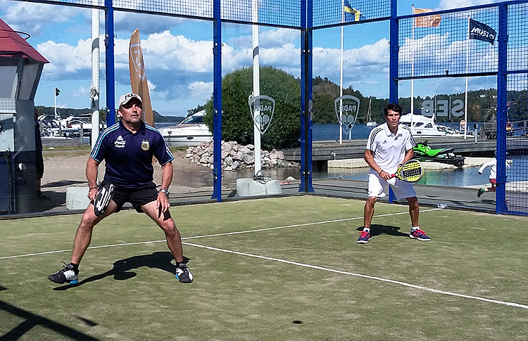 paddle tennis stockholm