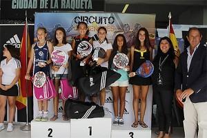 Cartel del Campeonato de España de Menores