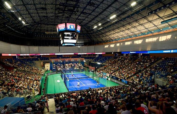 Semifinali della Beers Victoria Málaga Máster