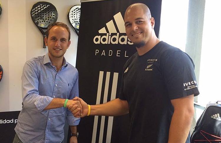 Álex Jordan, gran fichaje de Adidas