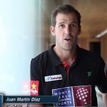 Juan Martín Díaz te invita a participar en el Monte-Carlo Padel Master