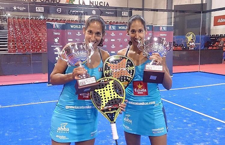 Mapi y Majo Sánchez Alayeto ganan el Estrella Damm La Nucía Open