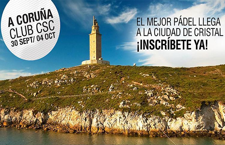 La Coruña, lista para acoger la cuarta prueba del Circuito Fundación Real Madrid