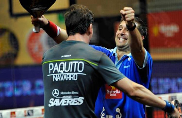 Paquito Navarro-Matías Díaz ascienden a la segunda plaza del Ranking World Pádel Tour