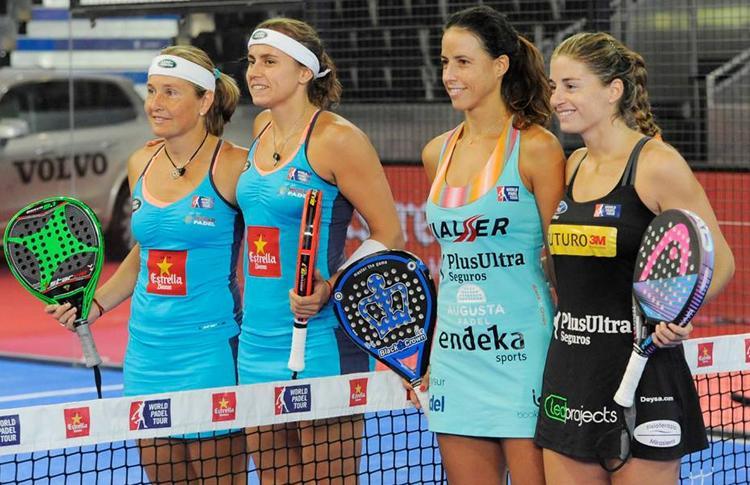 Vídeo: Así fueron las semifinales femeninas del Estrella Damm Madrid Open