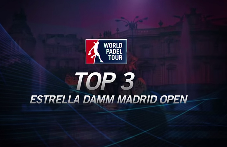 Los mejores puntos del Estrella Damm Madrid Open
