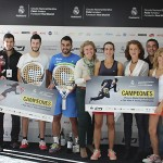 Éxito en la prueba del Circuito Fundación Real Madrid en Cáceres