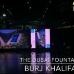Espectacular vídeo de promoción del Dubai Padel Master en Burk Khalifa