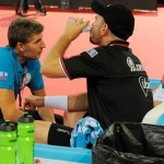 Leo Padovani inicia su carrera como entrenador… Estará al frente de Fede Quiles-Jordi Muñoz
