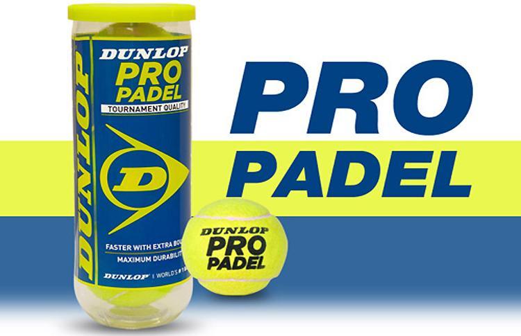 Dunlop Pro Pádel, Pallone ufficiale del campionato europeo 2015