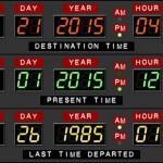 El Día de Regreso al Futuro
