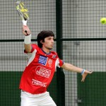 Franco Stupaczuk, en el Galicia Open