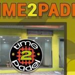 Que surpresa você está preparando no Time2Pádel?