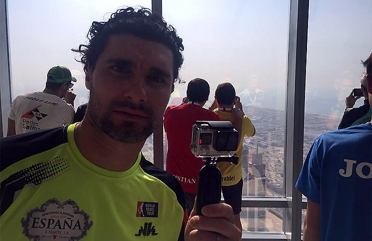 Agustín Gómez Silingo nos cuenta su paso por el Dubai Padel Master