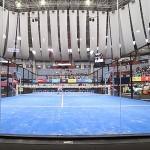 Gran partido en los octavos de final del Keler Euskadi Open