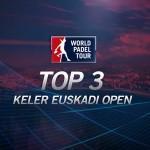 Top 3 de los mejores Puntakos del Keler Euskadi Open