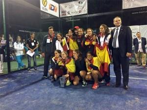España, gran triunfadora en el Xº Campeonato del Mundo de Menores