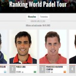Actualización del Ranking World Pádel Tour