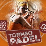 Cartaz do Torneio A-Paddle em PádelSport Home