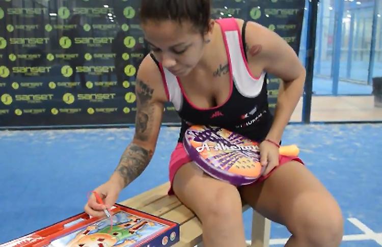 Ecco come Alba Galán conferma il nome del suo nuovo partner: Marta Ortega