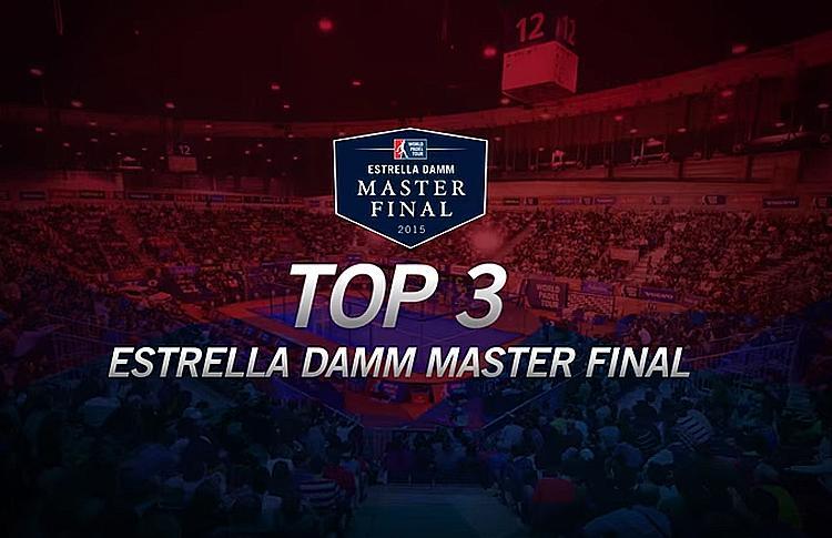 Los mejores puntos del Estrella Damm Másters Finals