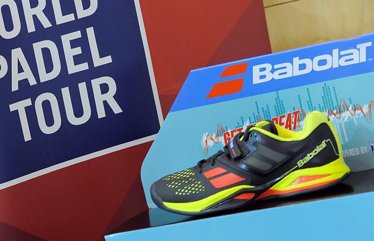 Babolat pisará con fuerza en World Pádel Tour