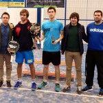 Tony Cardona gana su primer torneo de la temporada