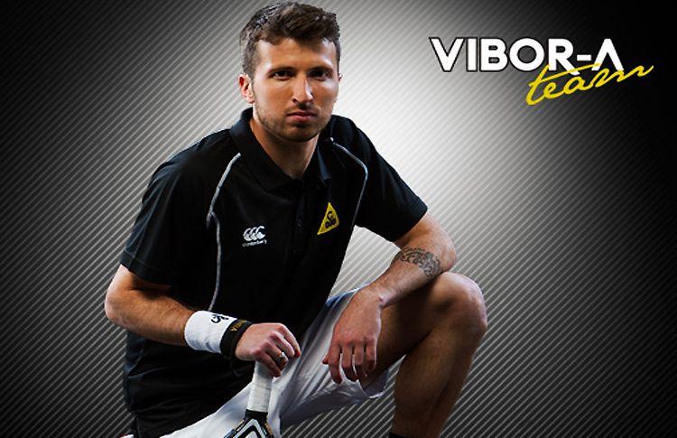Lucas Cunha renouvelle son contrat avec Vibor-A
