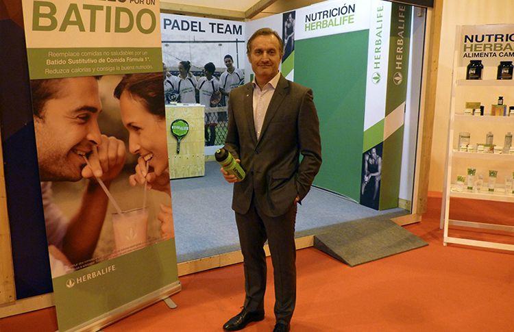 Carlos Barroso, Director General de Herbalife España