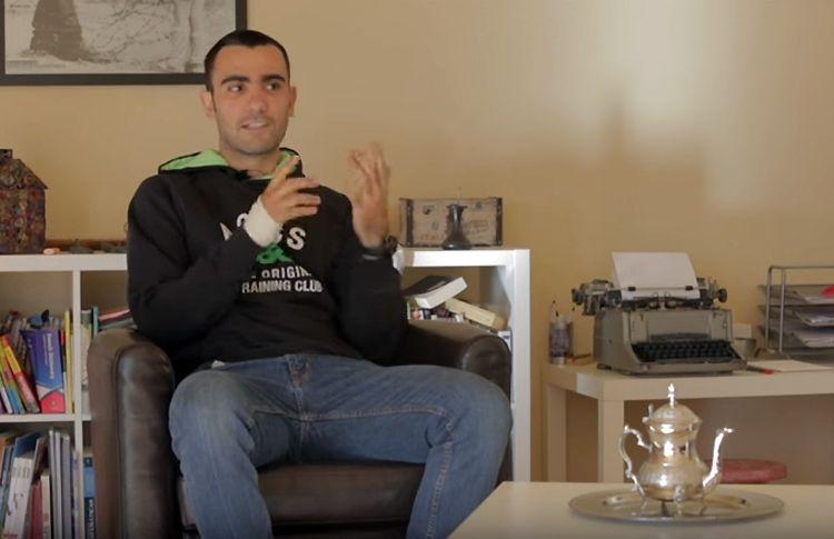 Pablo Lima habla de su recuperación con el equipo de World Pádel Tour