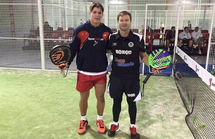 Marcelo Capitani y Salvador Oria unen sus caminos