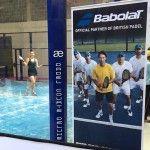 Babolat, Patrocinador Oficial de British Padel por tercer año consecutivo