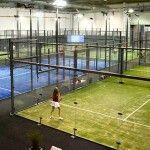 El pádel, un deporte para jugar entre amigos