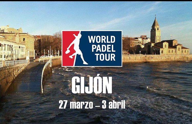 La temporada 2016 de World Pádel Tour arrancará en Gijón