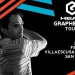 Vuelve el Graphenext Tour de HEAD