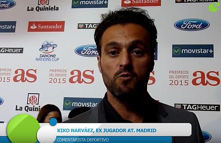 Kiko Narváez: