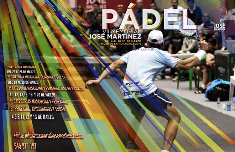 José Martínez Memorial: Manifeste de quelque chose de plus qu'un simple tournoi