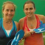 Mizuno 'pisa fuerte' con los fichajes de Carolina Navarro y Cecilia Reiter