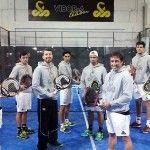 Il Team Vibor-A, pronto ad affrontare il campionato spagnolo dalle squadre della categoria 1ª